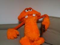La marionnette à sa sortie de l'atelier
