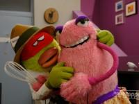 Gérard et Lala. Photo Moving Puppet