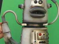Personnage de robot.