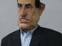Marionnette en mousse de latex