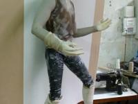 Modelage d'un personnage