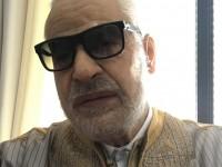 masque de Ghanouchi pour une caméra cachée tunisienne. réalisé avec Laurent Huet. Poilage Arianne Moreau