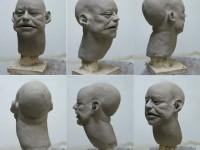 marionnette pour la pièce Taboularaza de Damien Bouvet