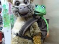 pajou et Oya