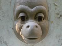 Sculpture de la marionnette de Pajou. Sophie Coeffic